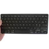 CLAVIER (MINI) SANS FIL BLUETOOTH NOIR