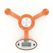 BALANCE ELECTRONIQUE CUISINE 5KG ORANGE