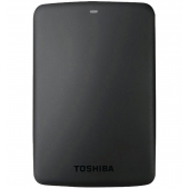 DISQUE DUR EXTERNE 2.5'' USB 3.0 - 2 TO TOSHIBA CANVIO BASICS