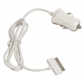 CHARGEUR ALLUME CIGARE 2.1A POUR APPAREILS APPLE 30 BROCHES