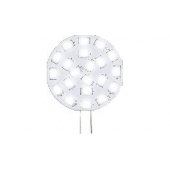 LAMPE 21 LEDS G4 BLANC FROID 3W 6300K