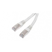CABLE FTP CAT.6 0.25METRE BLANC